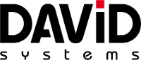 Logo 'DAVID Systems GmbH'
